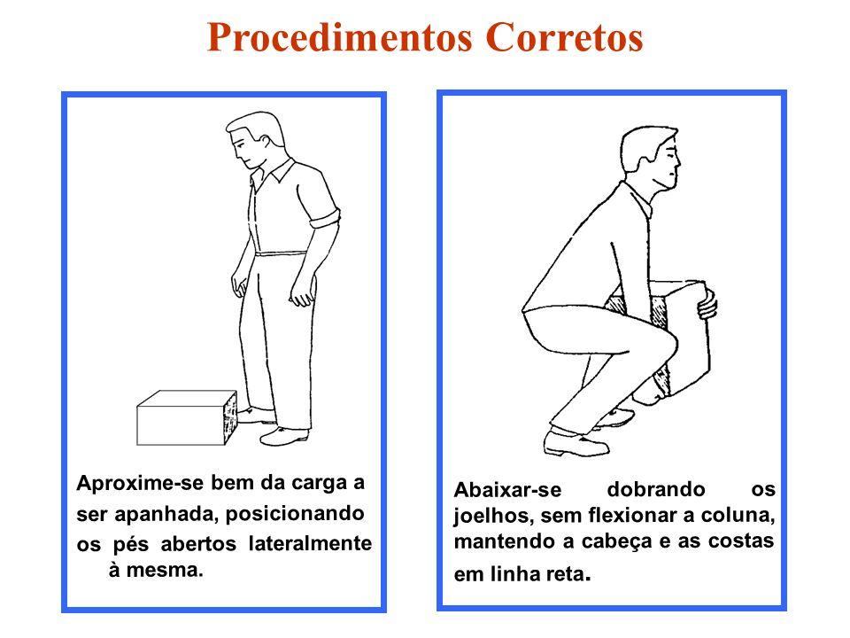 Procedimentos Corretos