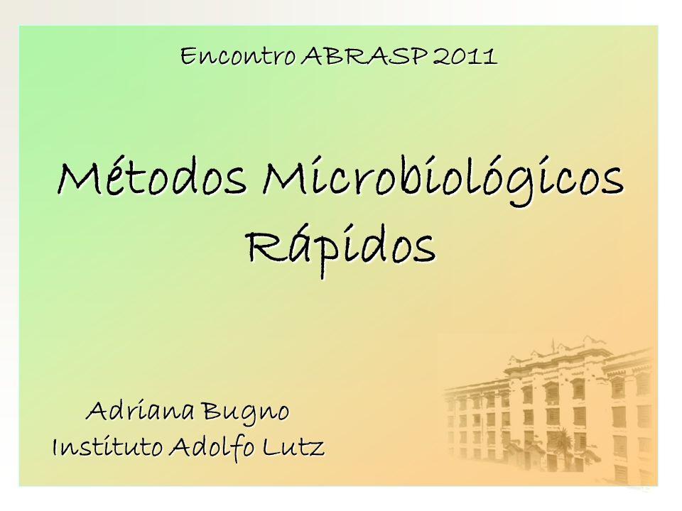 Métodos Microbiológicos Rápidos