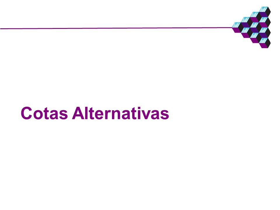 Cotas Alternativas
