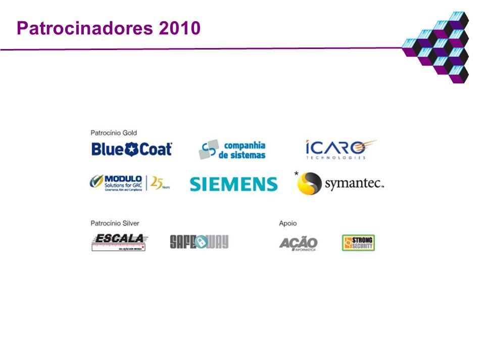 Patrocinadores 2010