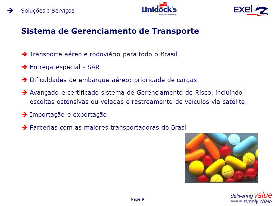 Sistema de Gerenciamento de Transporte