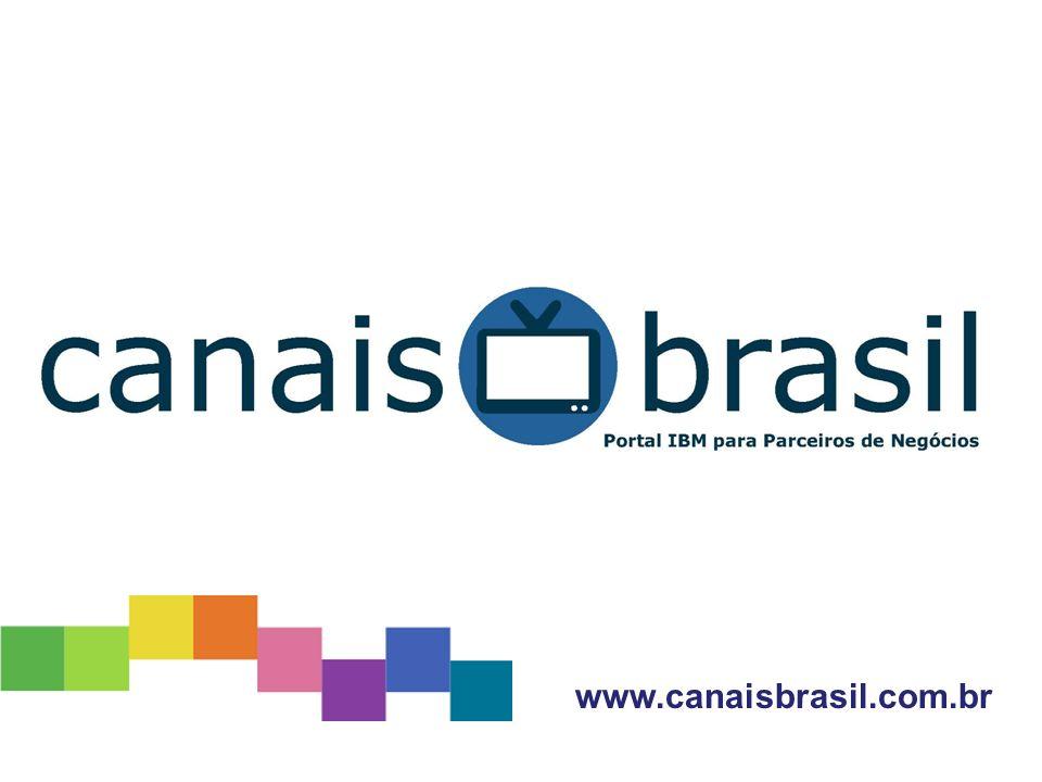 Não deixe de conhecer também o Canais Brasil, o Portal IBM de Comunicação com as revendas. Nesse site você irá encontrar entrevistas com executivos, treinamentos, comunicados, informações sobre o mercado de TI e muito mais. Confira!