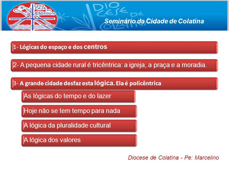 Diocese de Colatina - Pe: Marcelino
