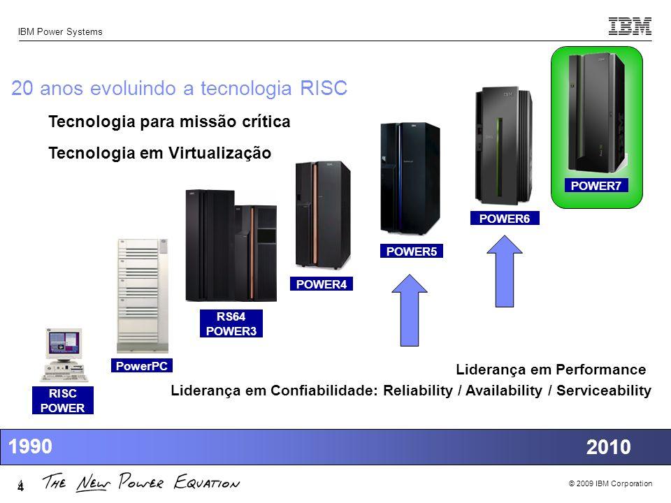 20 anos evoluindo a tecnologia RISC