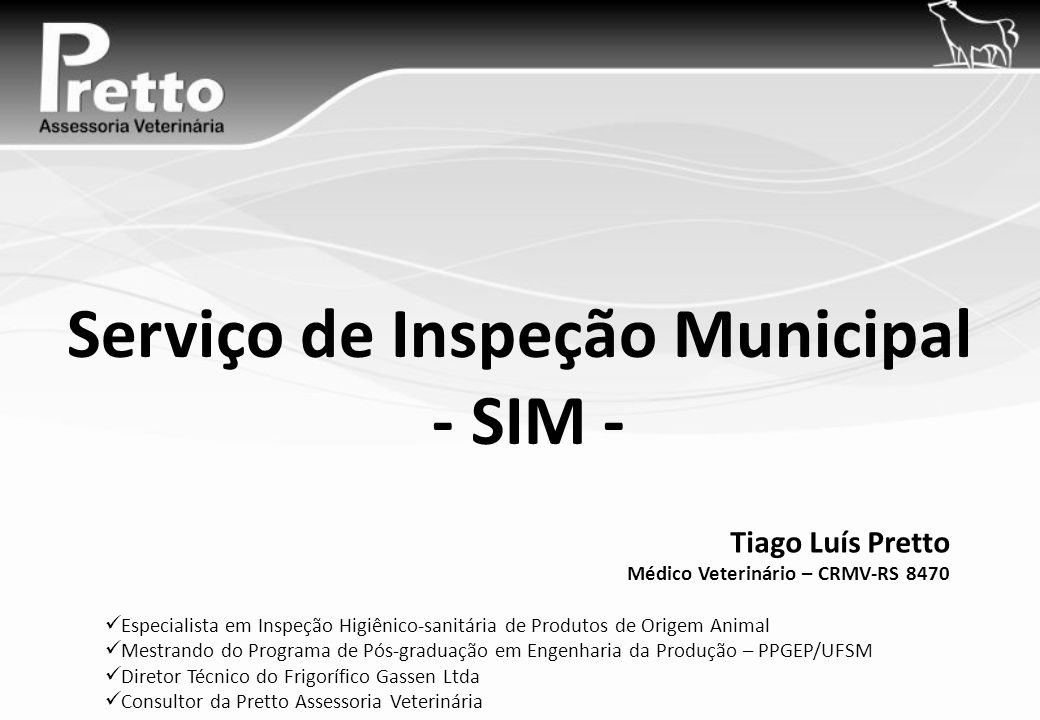 Serviço de Inspeção Municipal