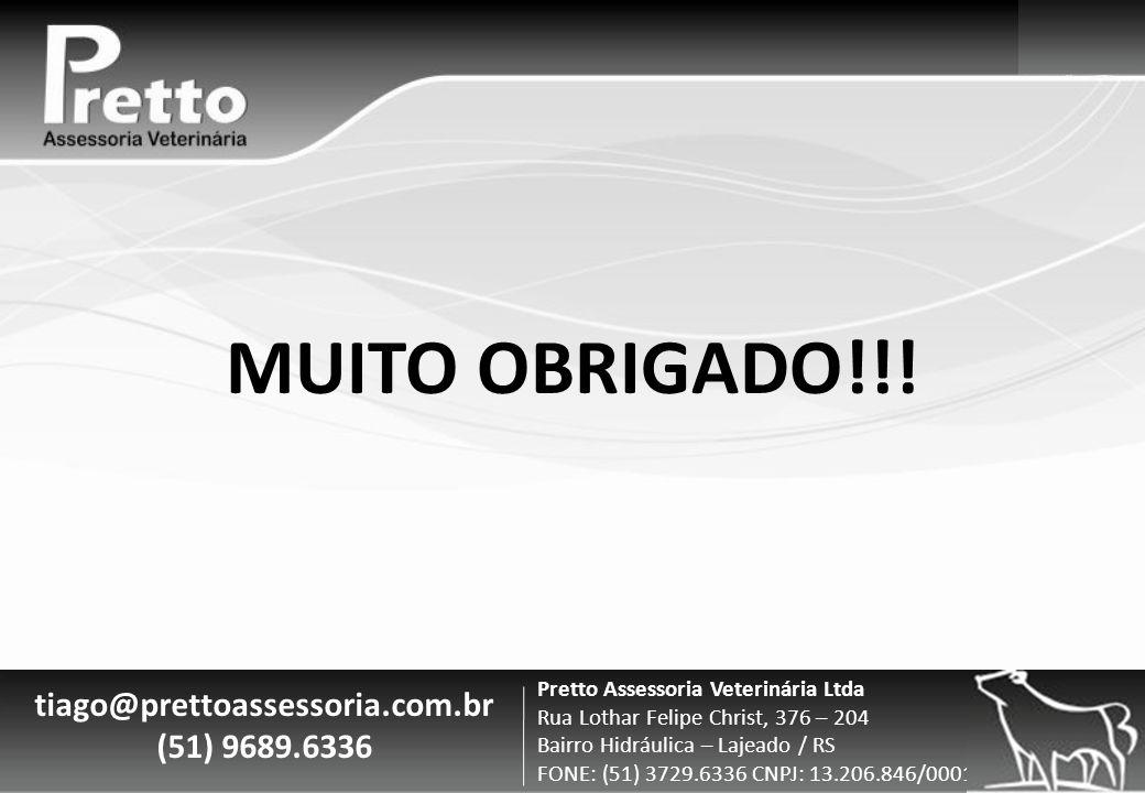 MUITO OBRIGADO!!! tiago@prettoassessoria.com.br (51) 9689.6336