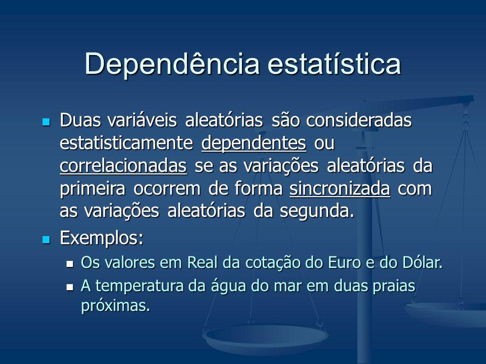 Dependência estatística