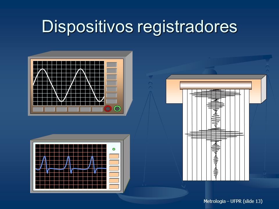 Dispositivos registradores