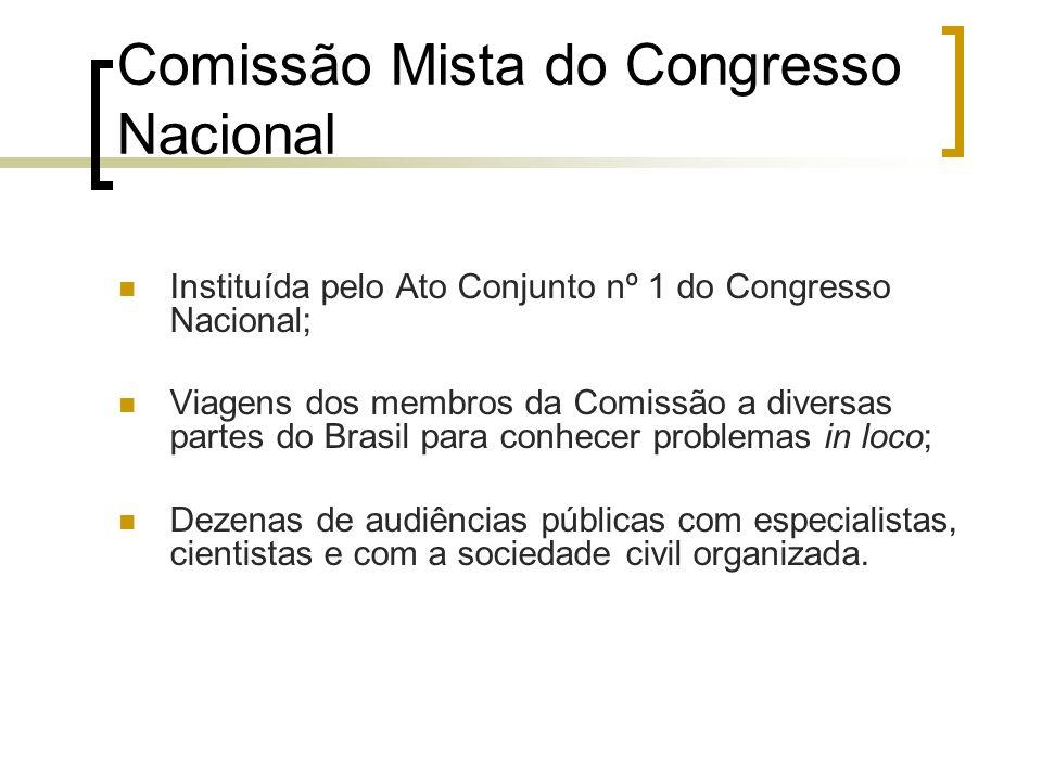 Comissão Mista do Congresso Nacional