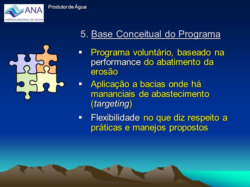 5. Base Conceitual do Programa