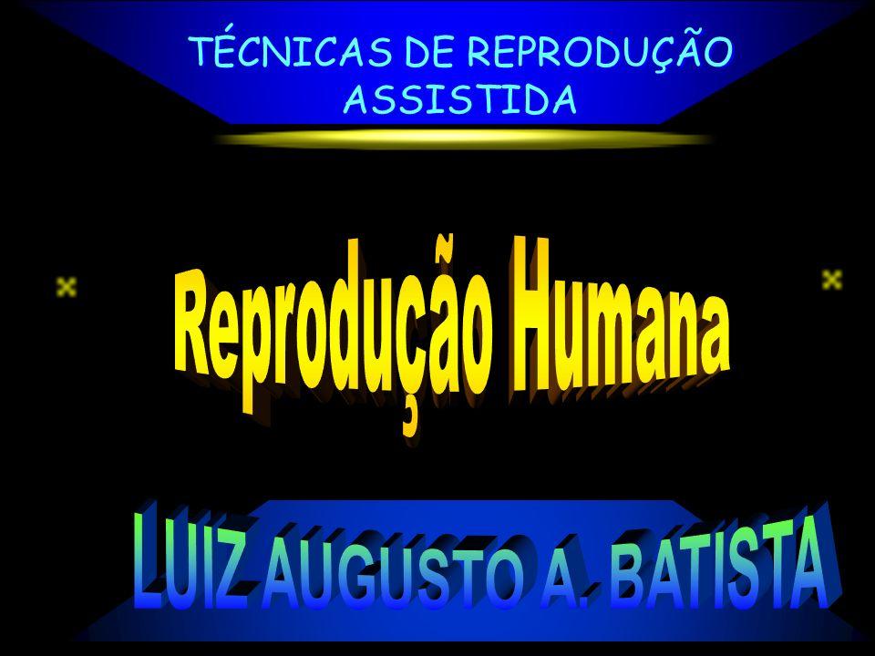 TÉCNICAS DE REPRODUÇÃO ASSISTIDA