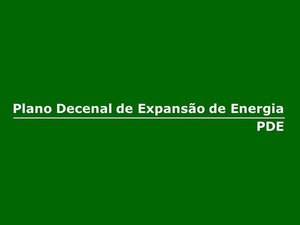 Plano Decenal de Expansão de Energia