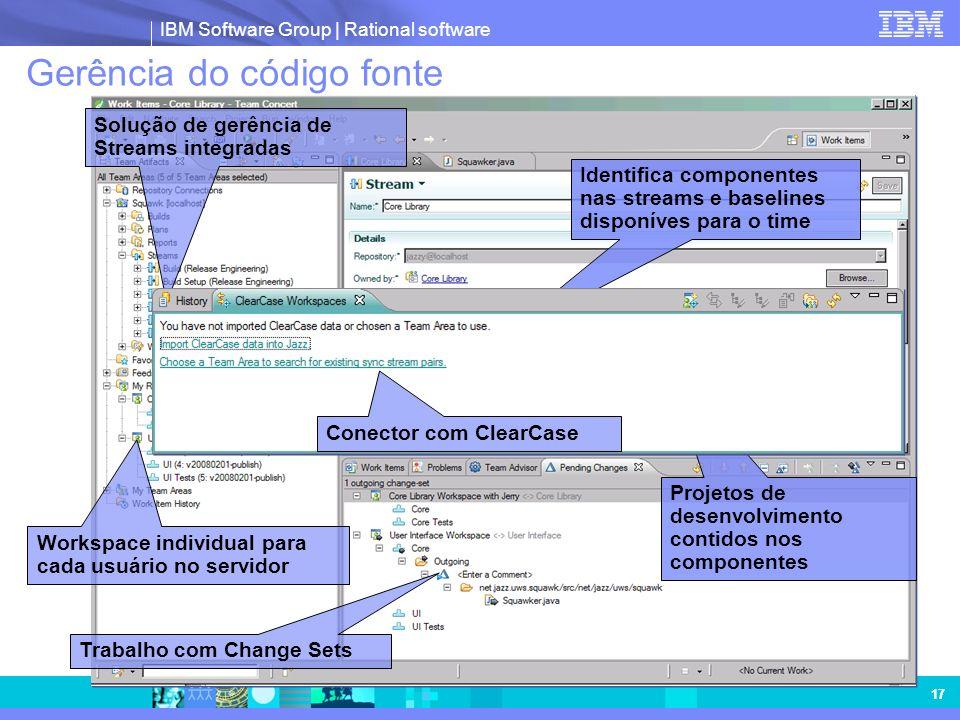 Gerência do código fonte
