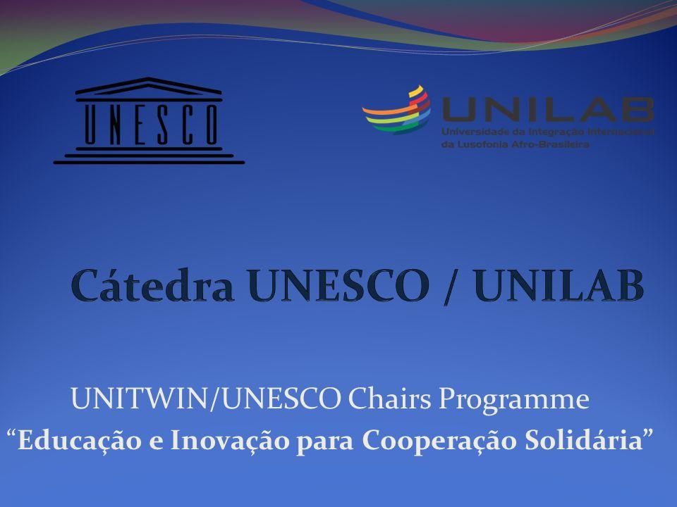Cátedra UNESCO / UNILAB