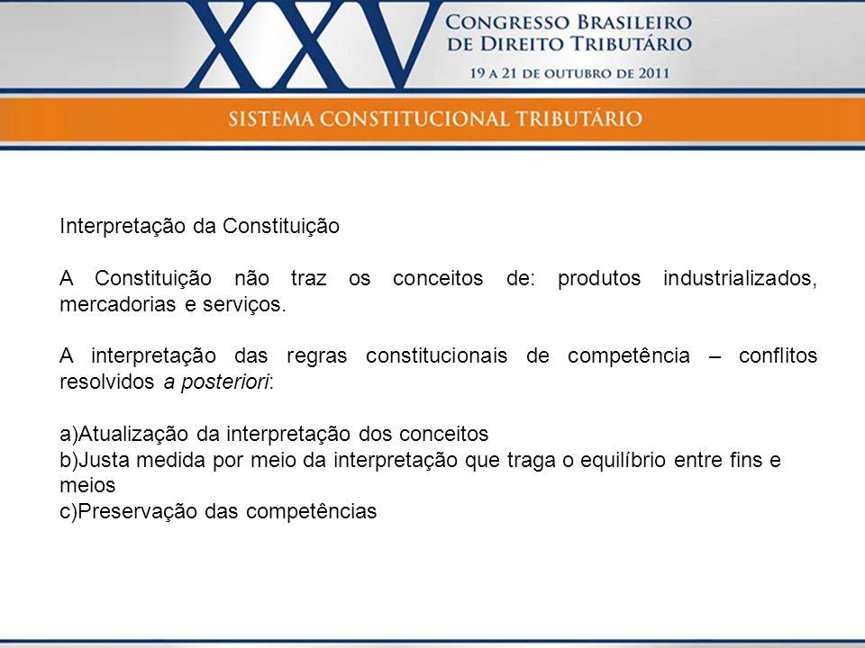 Interpretação da Constituição