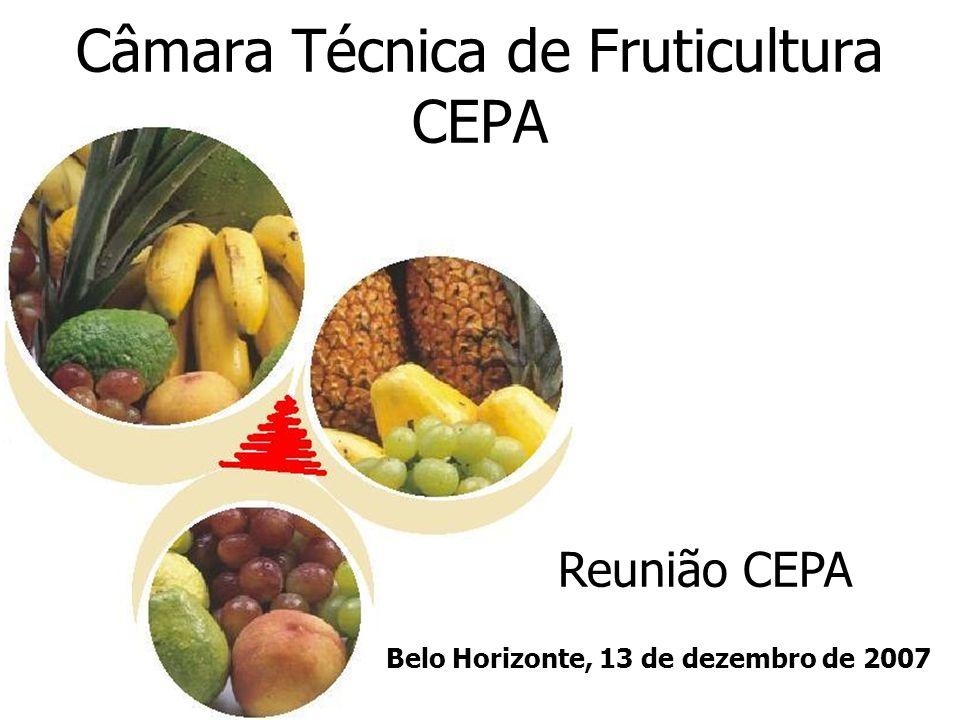 Câmara Técnica de Fruticultura CEPA