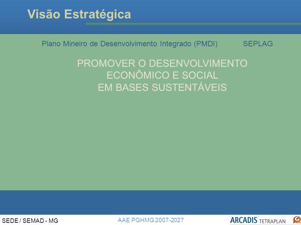 PROMOVER O DESENVOLVIMENTO ECONÔMICO E SOCIAL EM BASES SUSTENTÁVEIS