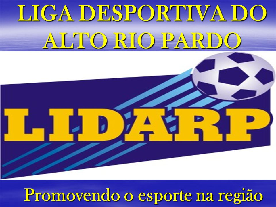 LIGA DESPORTIVA DO ALTO RIO PARDO
