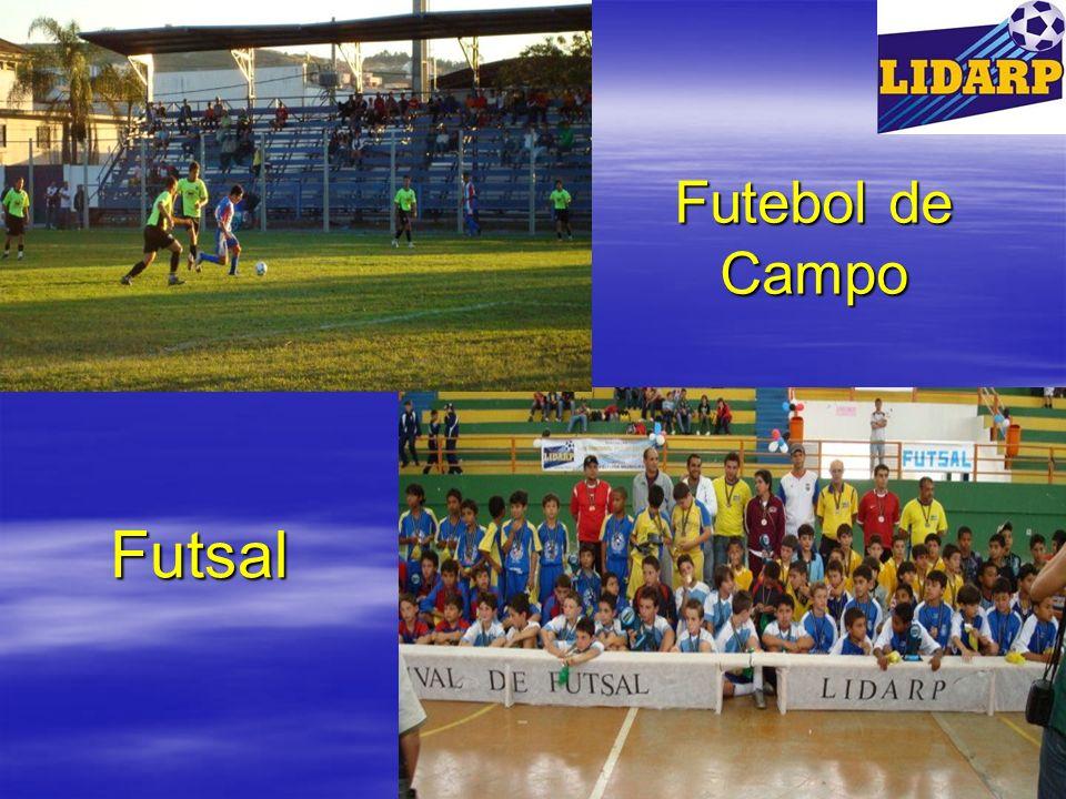 Futebol de Campo Futsal