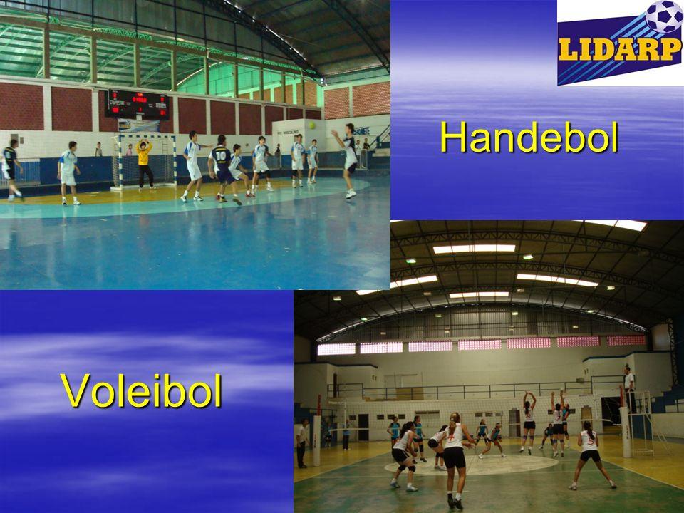Handebol Voleibol
