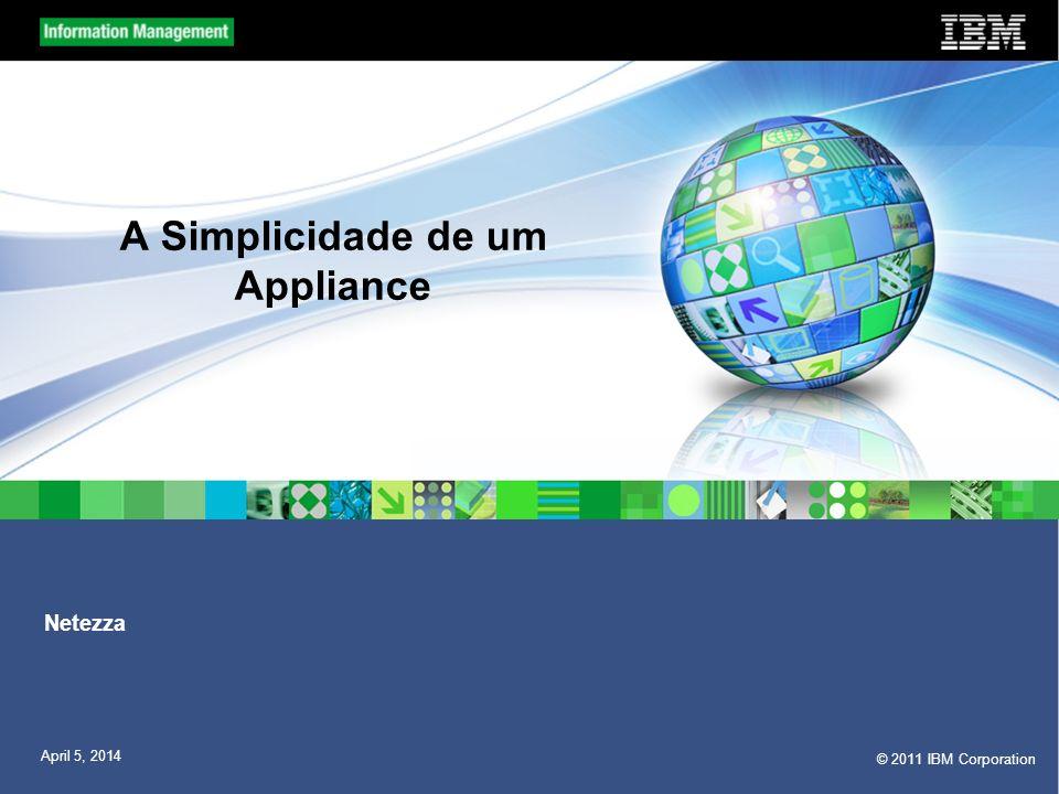 A Simplicidade de um Appliance