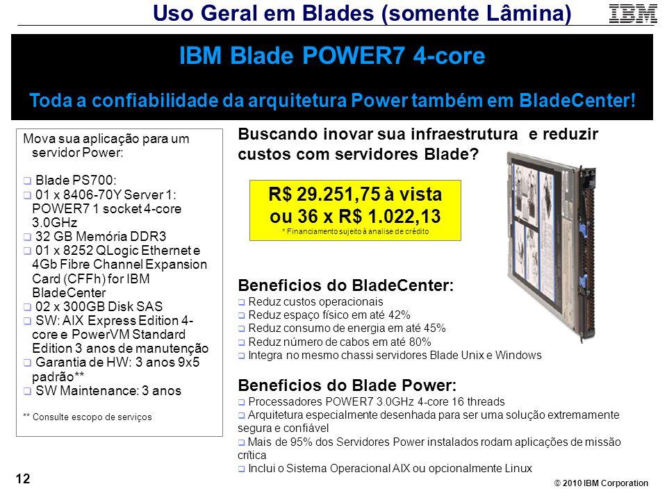 Uso Geral em Blades (somente Lâmina)