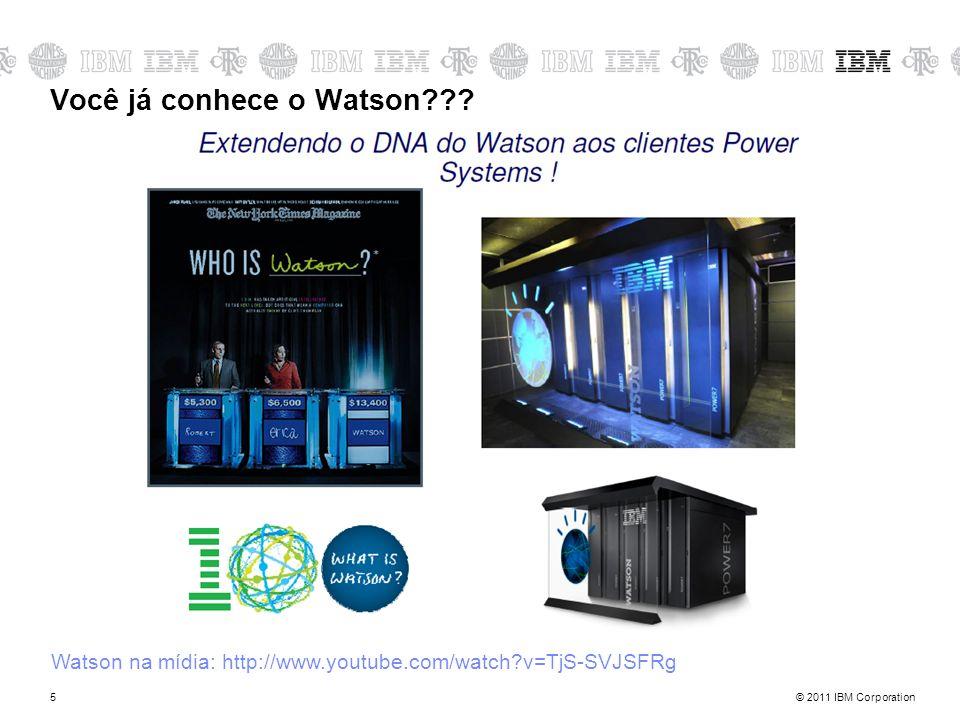 Você já conhece o Watson
