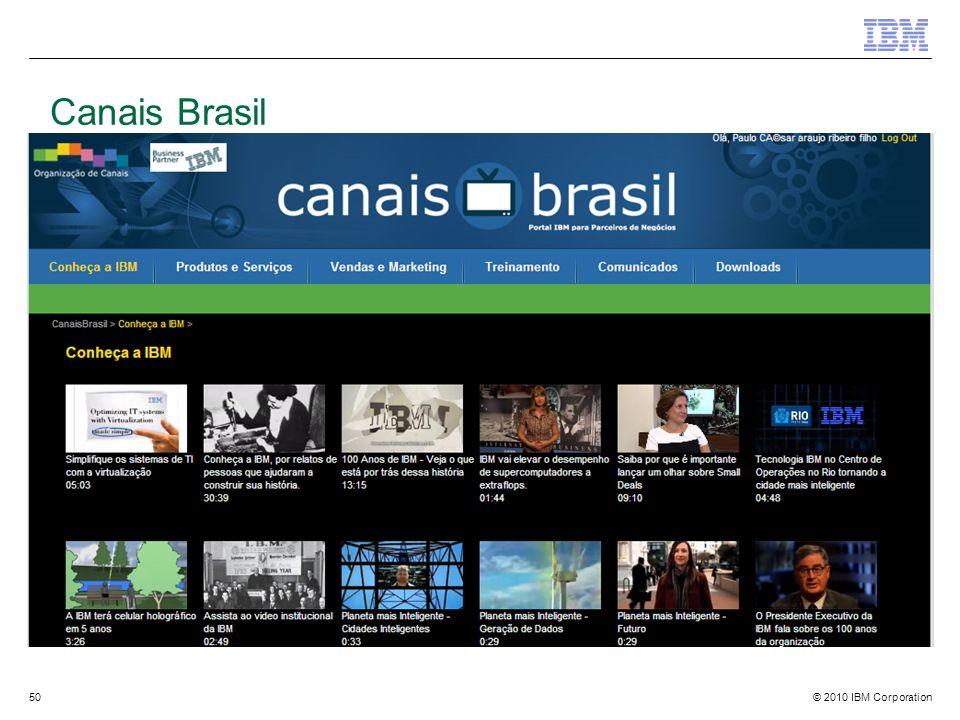 Canais Brasil