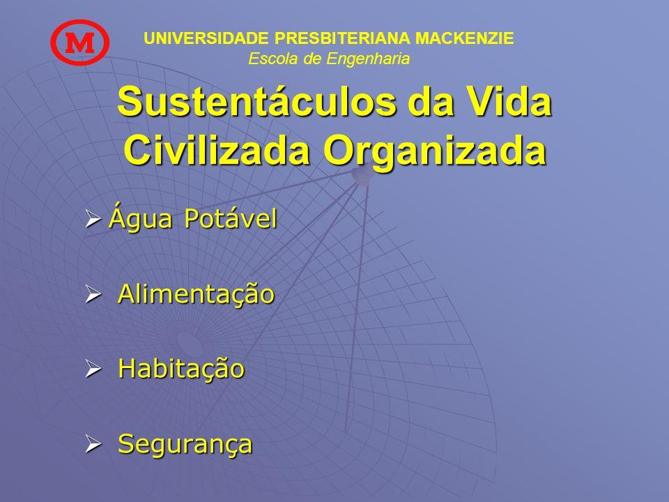 Sustentáculos da Vida Civilizada Organizada
