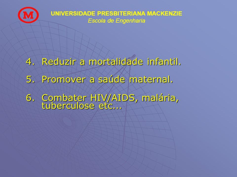 Reduzir a mortalidade infantil.