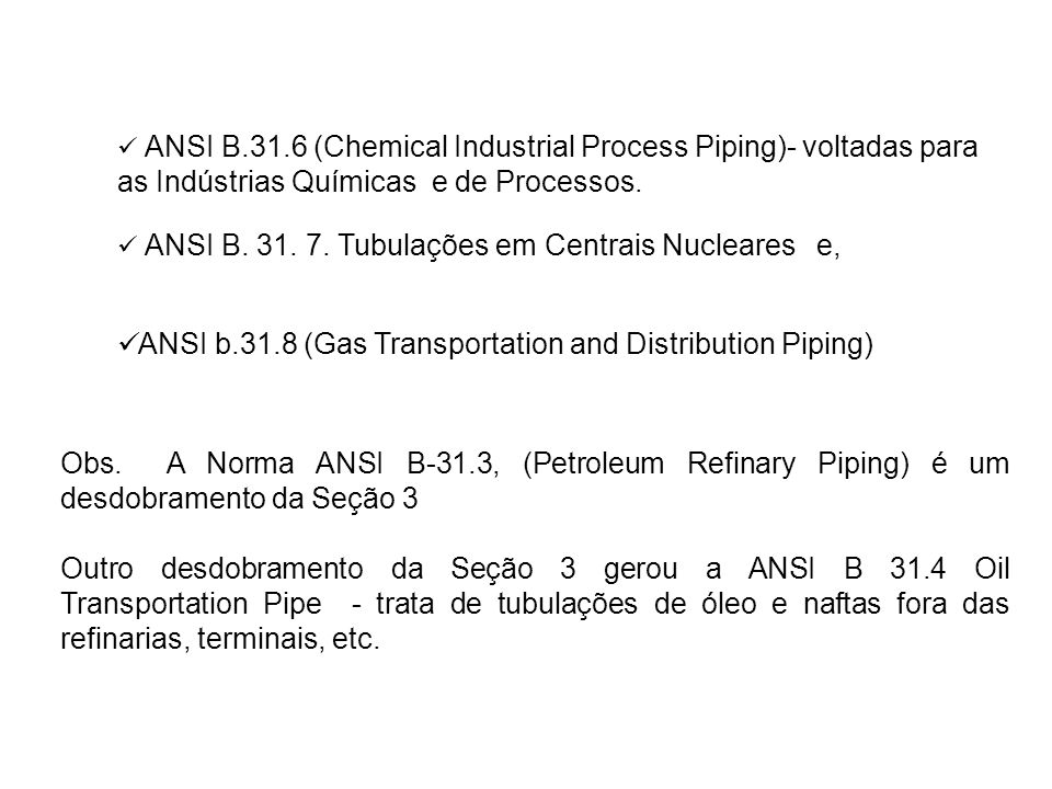 ANSI b.31.8 (Gas Transportation and Distribution Piping)