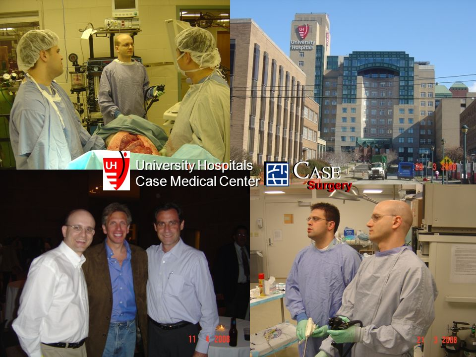 University Hospitals Case Medical Center CASE Surgery