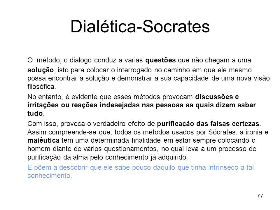 Dialética-Socrates