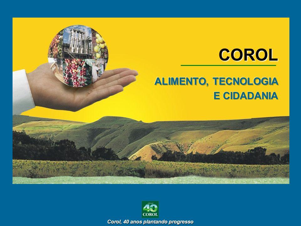 COROL ALIMENTO, TECNOLOGIA