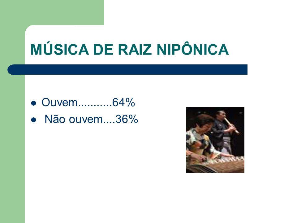 MÚSICA DE RAIZ NIPÔNICA