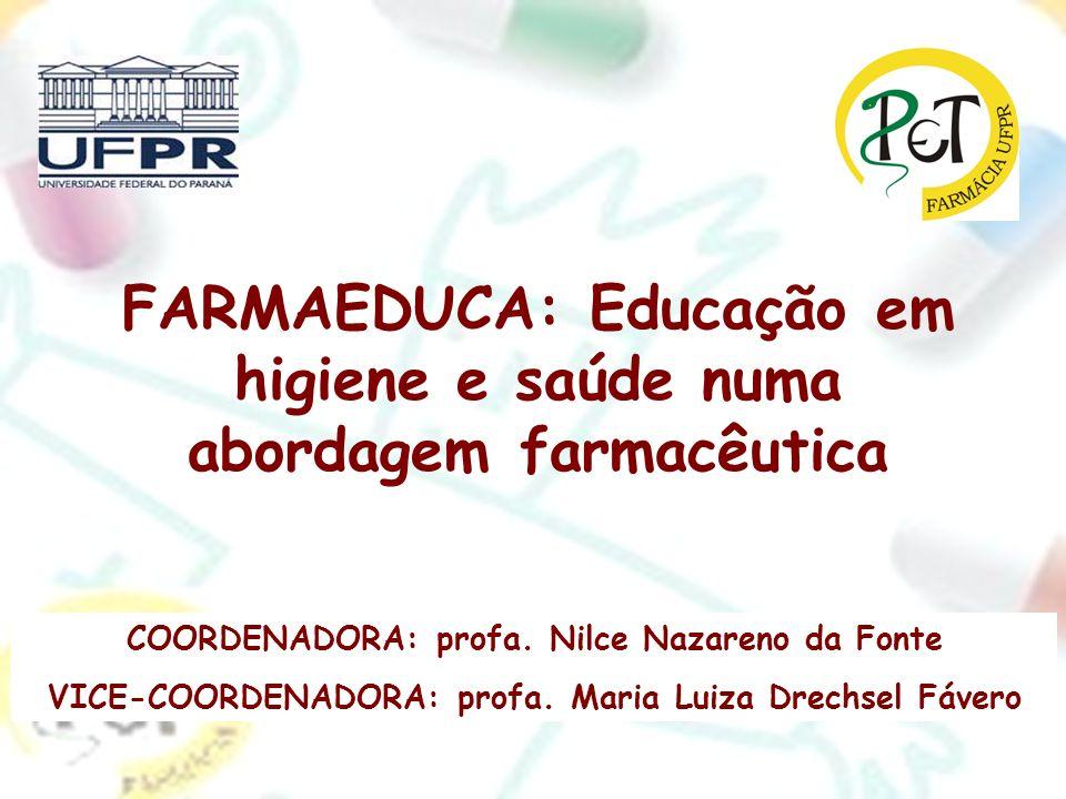 FARMAEDUCA: Educação em higiene e saúde numa abordagem farmacêutica