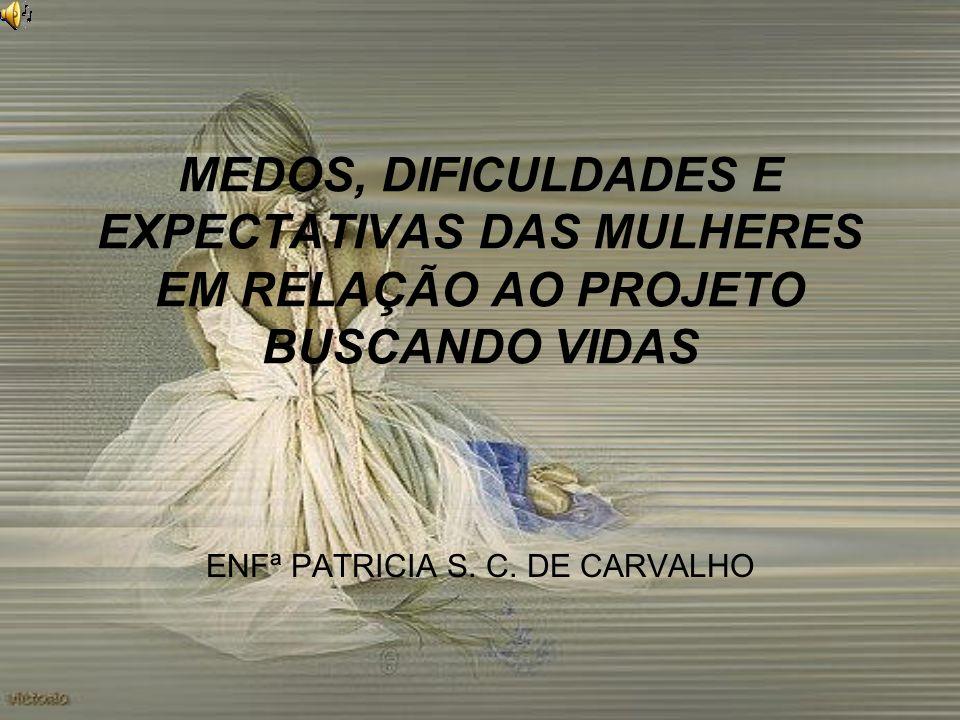 ENFª PATRICIA S. C. DE CARVALHO