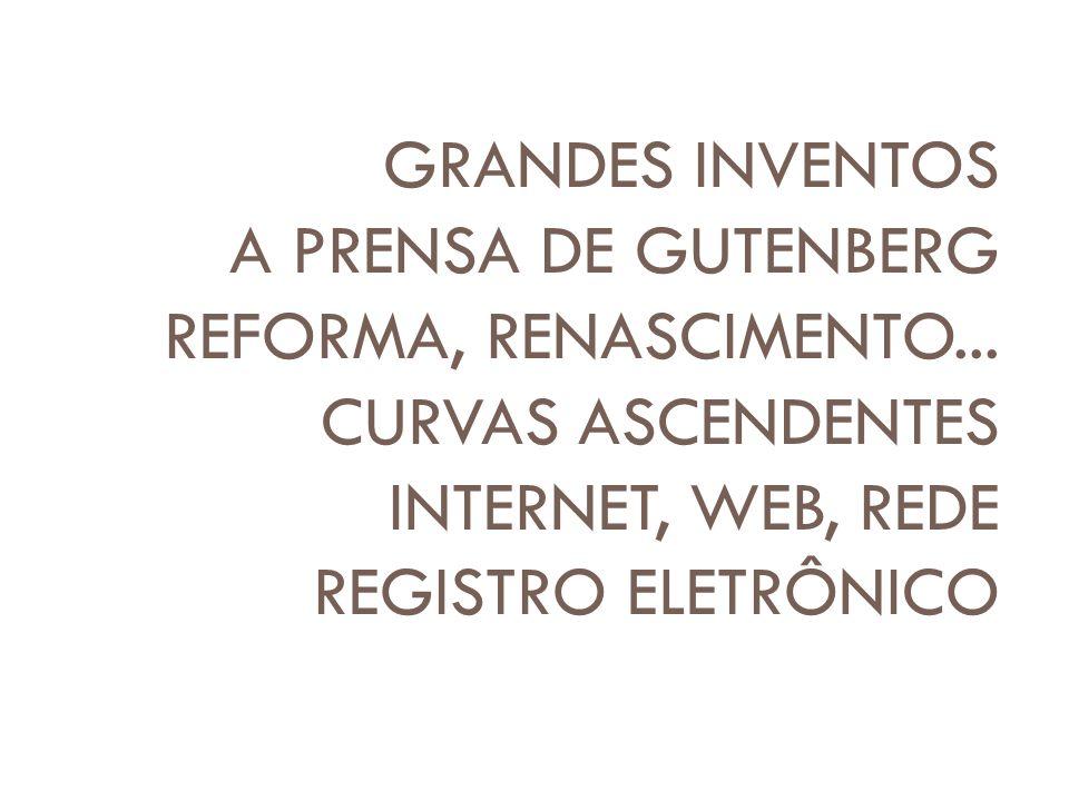 GRANDES INVENTOS A PRENSA DE GUTENBERG REFORMA, RENASCIMENTO
