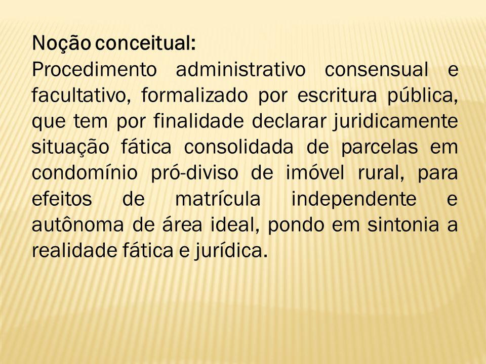 Noção conceitual:
