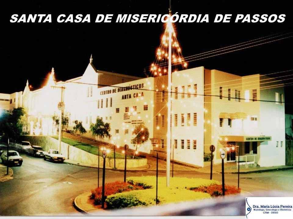 SANTA CASA DE MISERICÓRDIA DE PASSOS