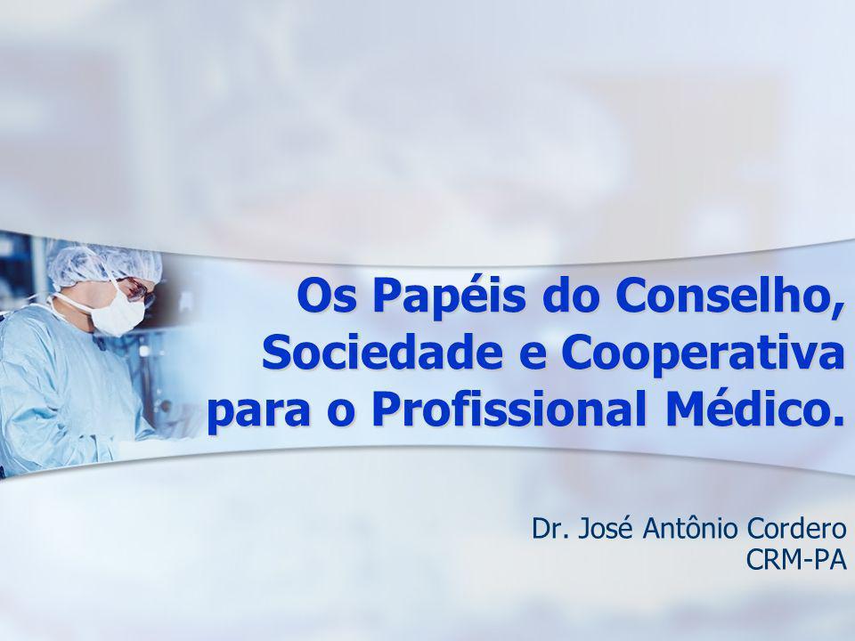 Dr. José Antônio Cordero CRM-PA