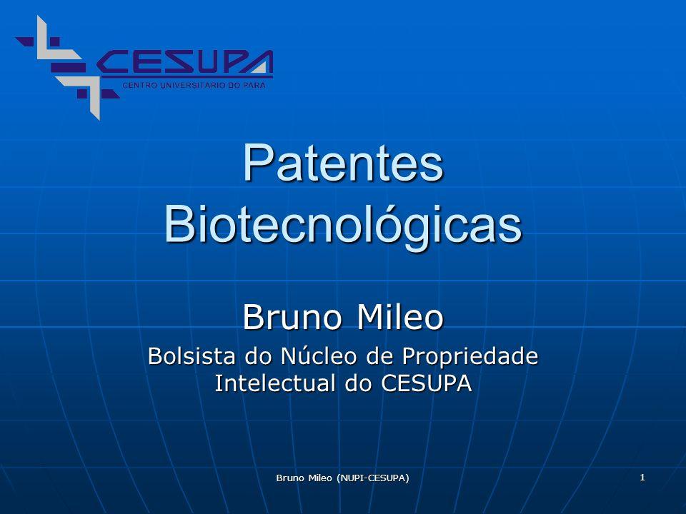 Patentes Biotecnológicas