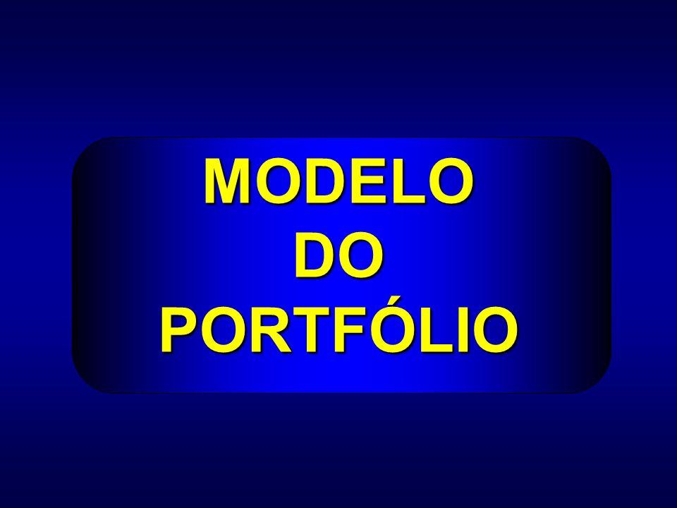 MODELO DO PORTFÓLIO