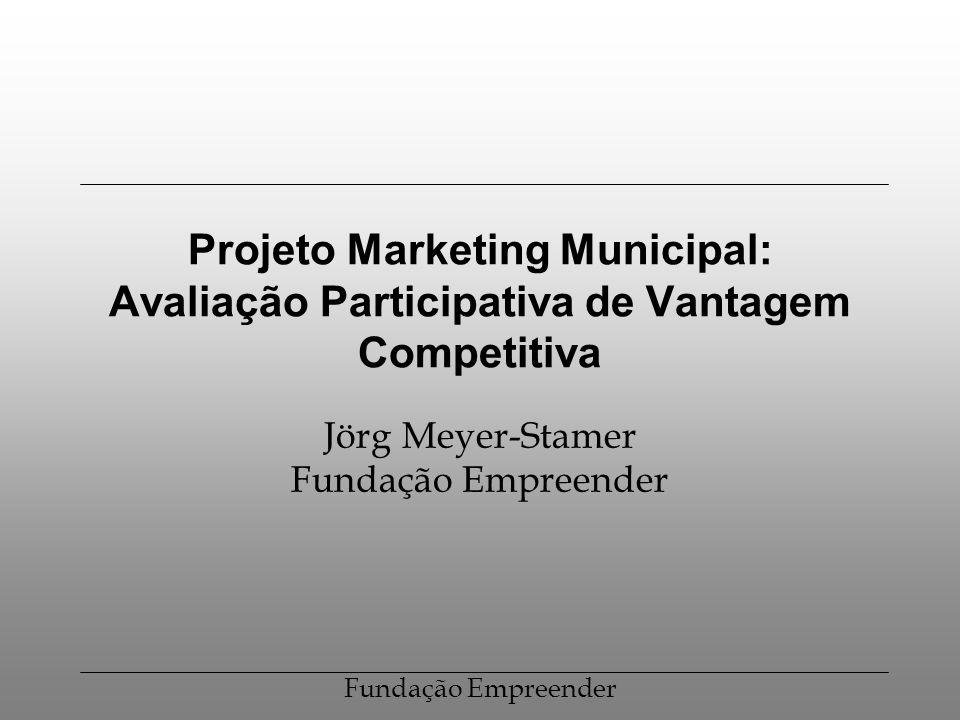 Jörg Meyer-Stamer Fundação Empreender