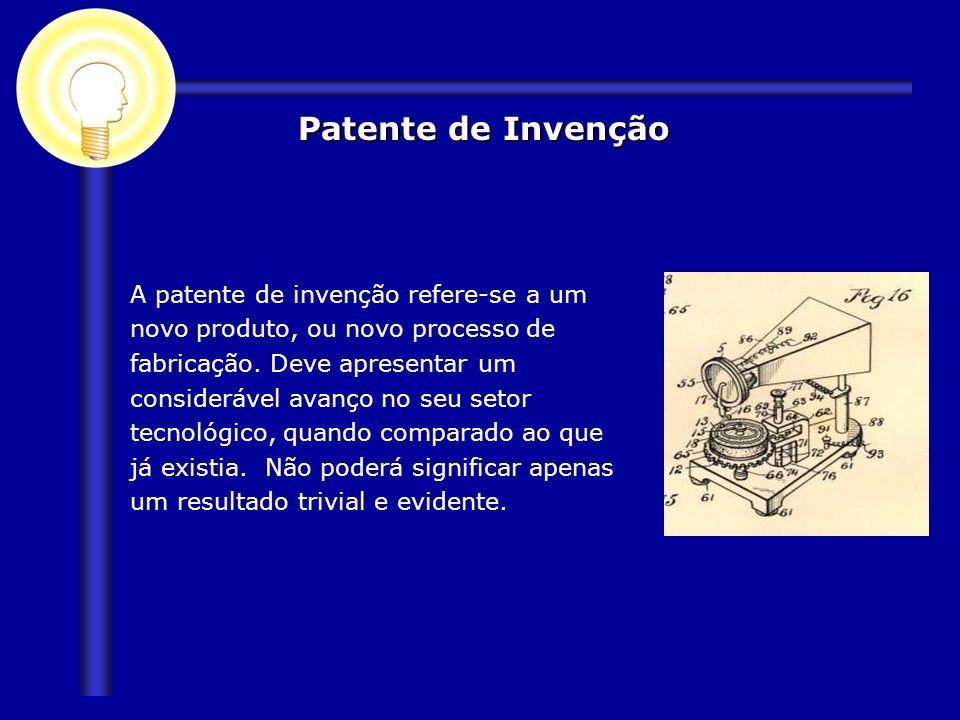 Patente de Invenção