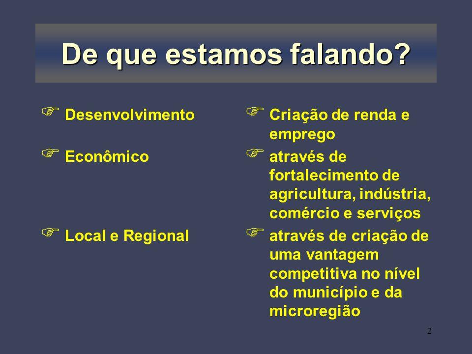 Economia Empresarial - FURB/FFM (out/99)