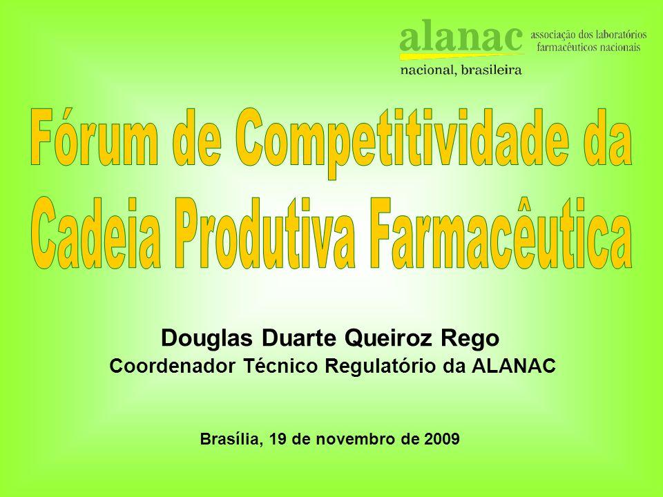Fórum de Competitividade da Cadeia Produtiva Farmacêutica