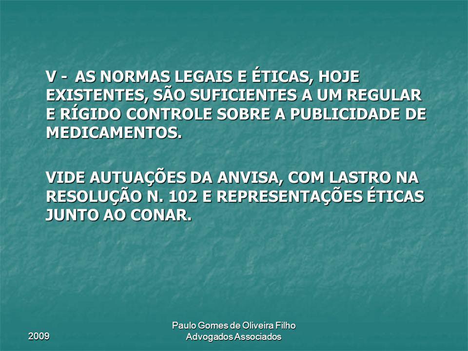Paulo Gomes de Oliveira Filho Advogados Associados