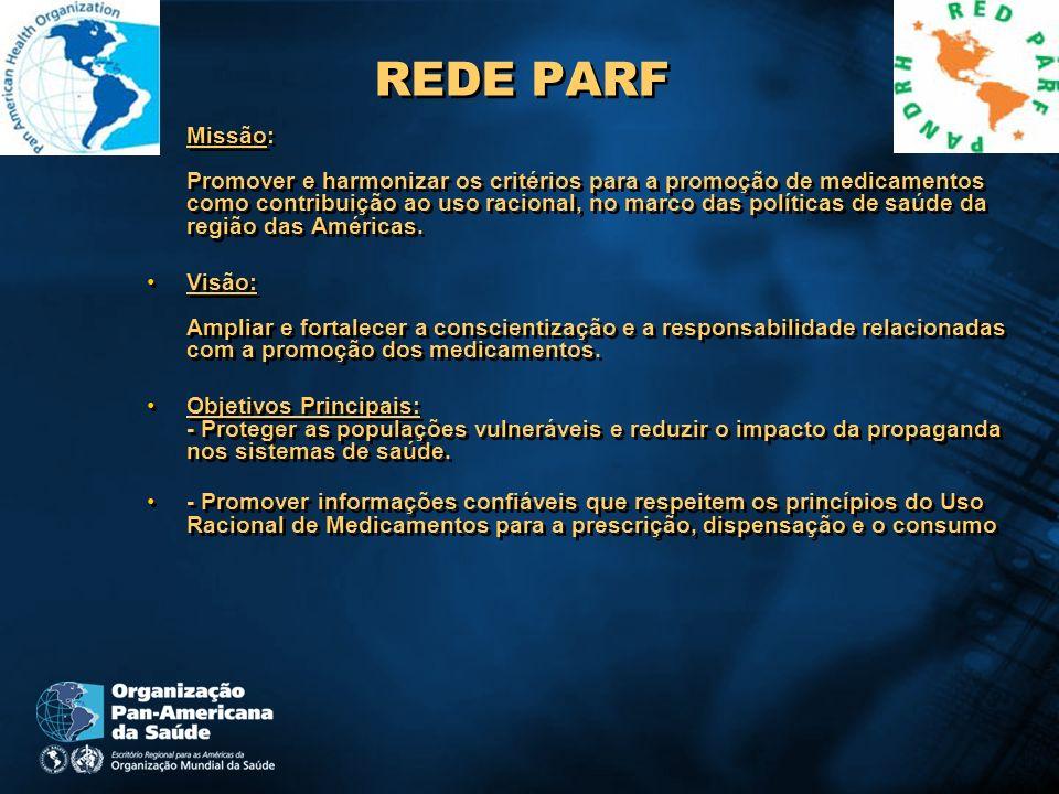 REDE PARF
