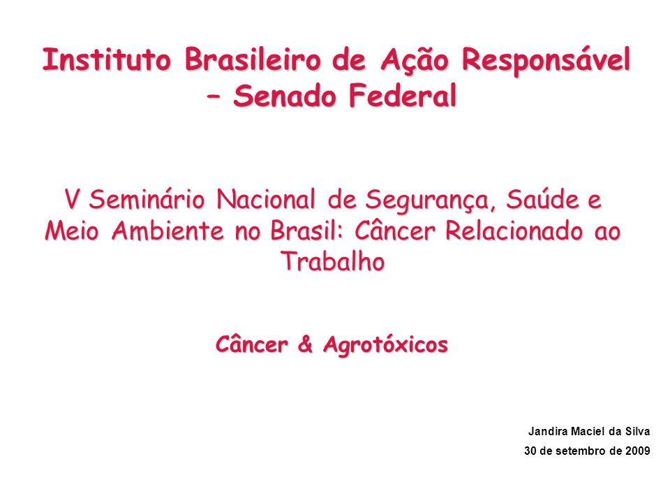 Instituto Brasileiro de Ação Responsável – Senado Federal